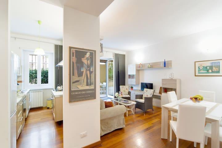 L'Albero del Pepe - Appartamento al piano terreno