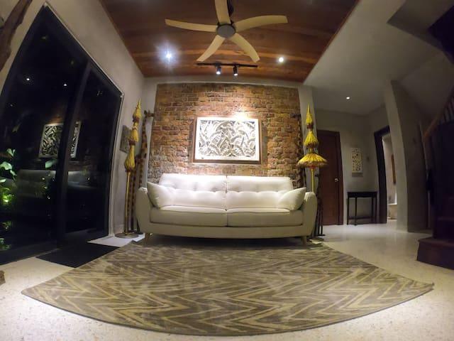 Balinese Living Hall