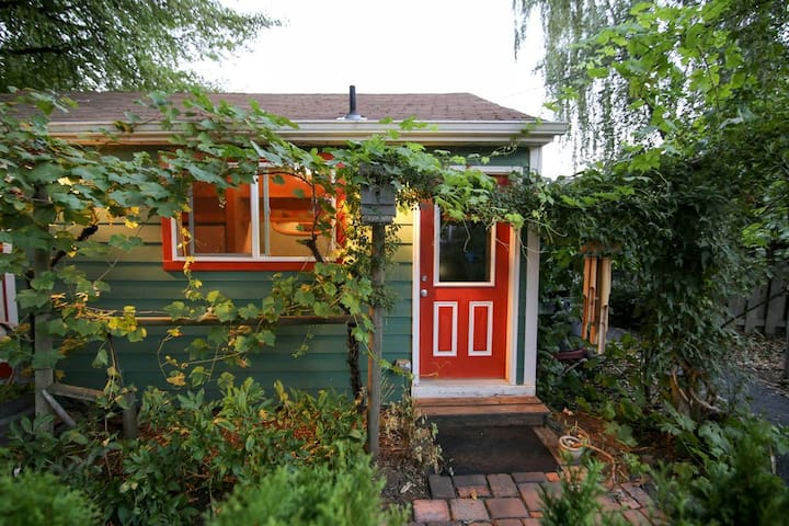 Wild Cat Cottage