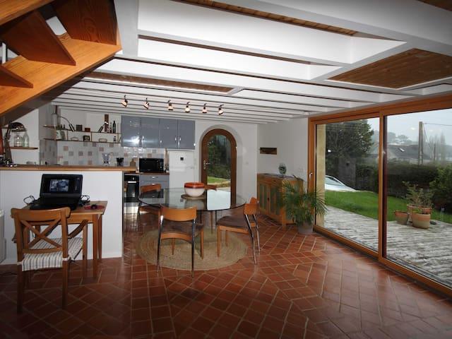 Gouelet-Ker, cottage