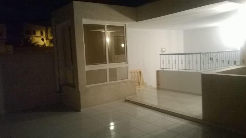 appartement à proximité de la plage sidi selim