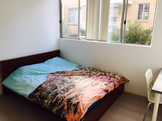 Spacious room for fantasy lovers! - Meadowbank - Wohnung