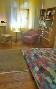 Cosy, quiet and sunny room - Berlin - Condominium
