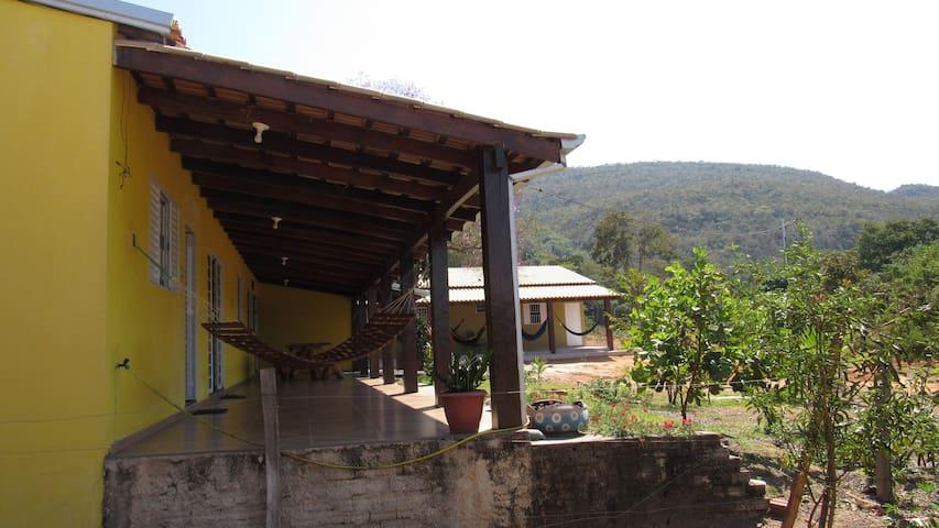 Cama e Café Reserva Bom Jardim,Nobres-Mt