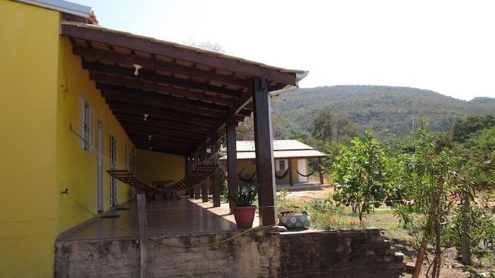 Reserva Bom Jardim  Quarto triplo