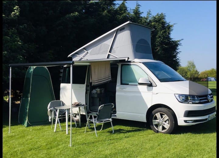 VW California - driveable & includes insurance