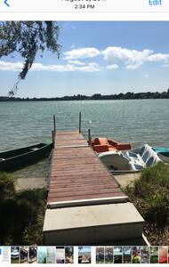 Little Lake Retreat ( WATERFRONT PROPERTY)