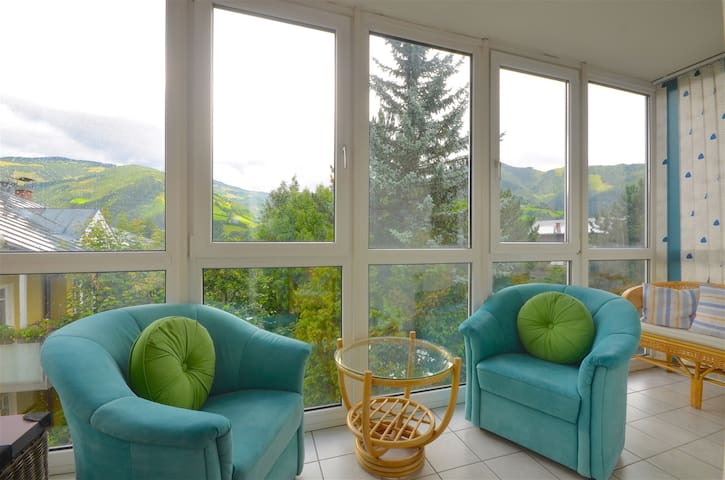 Apartment Tini - charming apartment, centre of Zell am See, beautiful views over the Zeller Lake