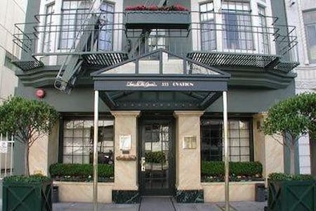 """Inn at the Opera """"Concerto Suite"""" - San Francisco - Other"""
