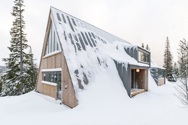 A-Frame Villa with 5-star Hotel Experience