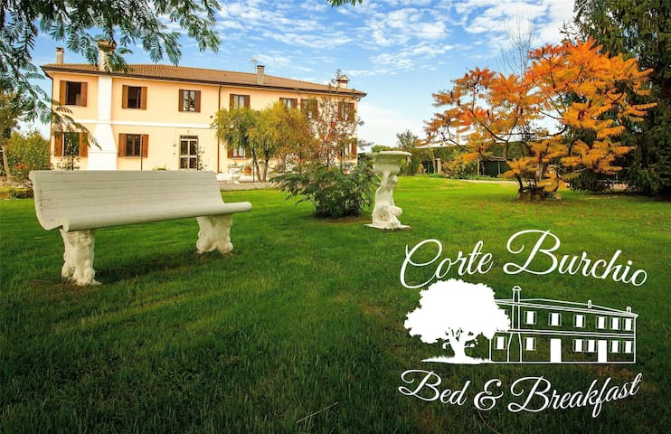 B&B Corte Burchio - Adria - Bed & Breakfast