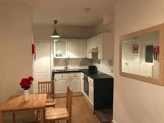 North London Studio Apartment