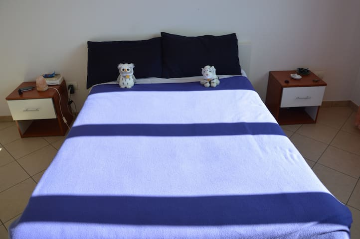 Comfortable bed near city center - Fossano - Kondominium