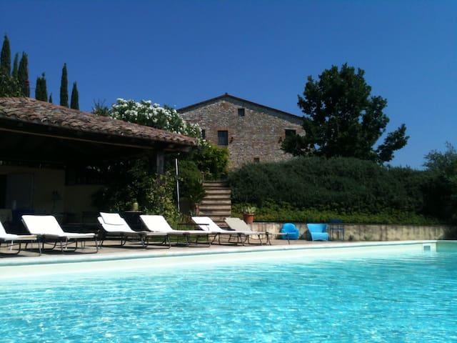 Villa Leoni - Quadrelli - Σπίτι