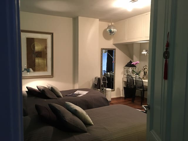 Very fine room | 2 persons | centre - Den Haag - Bed & Breakfast