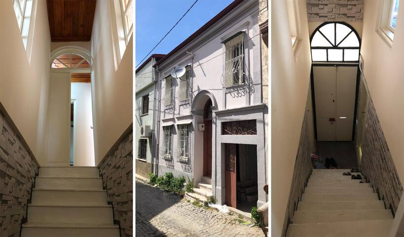 Ayva Evi - traditional stone house