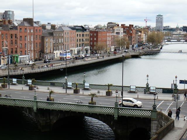 Beautiful Penthouse Apartment - Dublin - Huoneisto