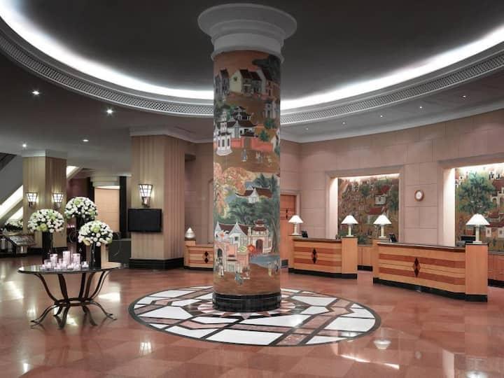 Level Suite in Luxury 5 Stars Hanoi
