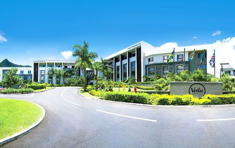 Mauritius La Margarita Hotel