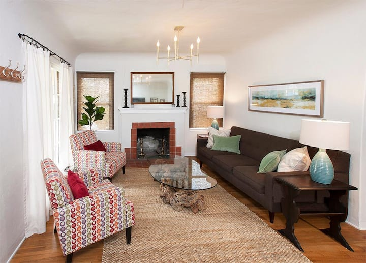 Super Clean Home  3BD 2BA Weekly/Monthly Discounts