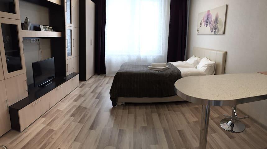 Квартира в апарт-отеле#425