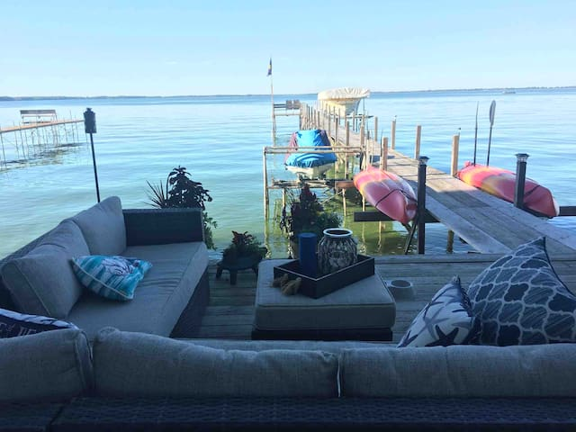 Big Spirit Lake House