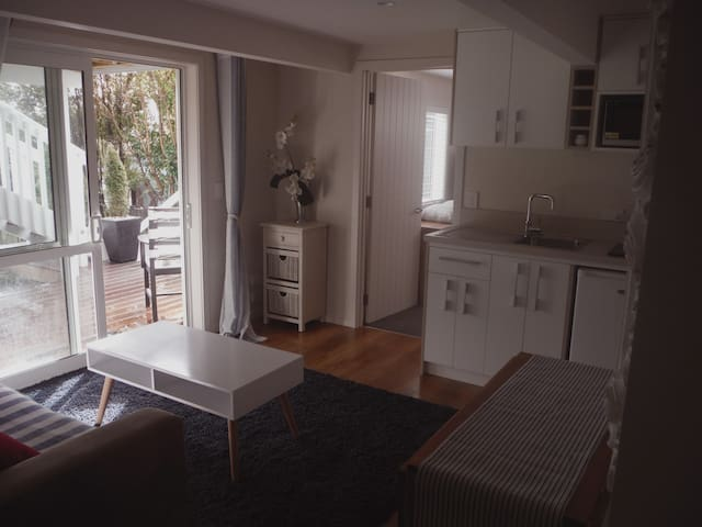 Tuna (Tahunanui) Beach House - Nelson - Apartament