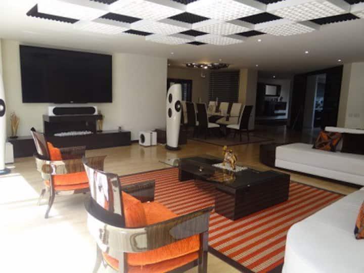 Magnificent Apartment - Amazing terrace