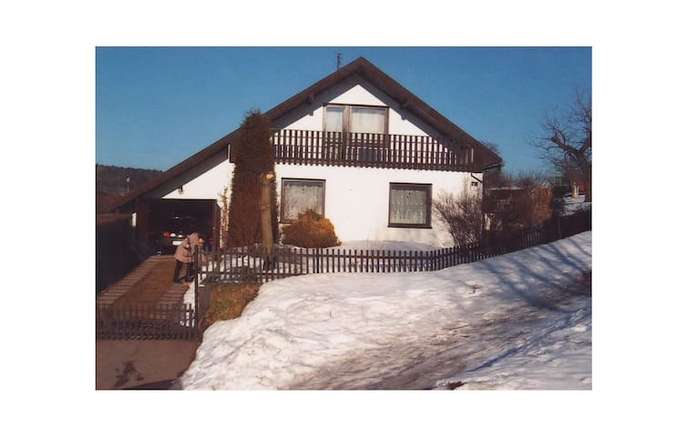 Holiday apartment with 3 bedrooms on 130 m² in Cerveny Kostelec