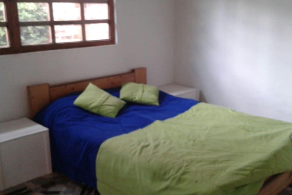 habitación principal