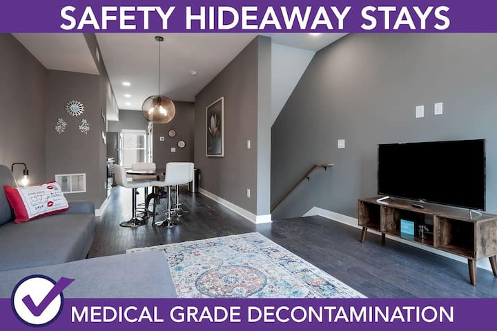 Safety Hideaway - Medical Grade Clean Home 65