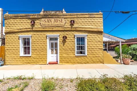 Historic San Jose House - 1 queen bed Doc Holliday