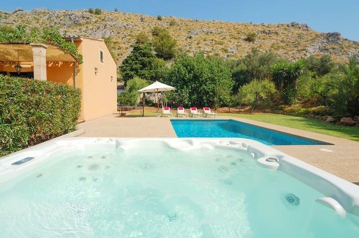 Villa Tia.  Ideal for couples.