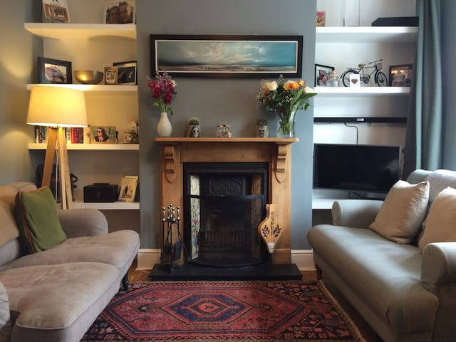 Jubilee Cottage; period property with modern twist