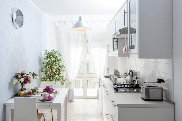 Mariposa Apartment - Garbatella