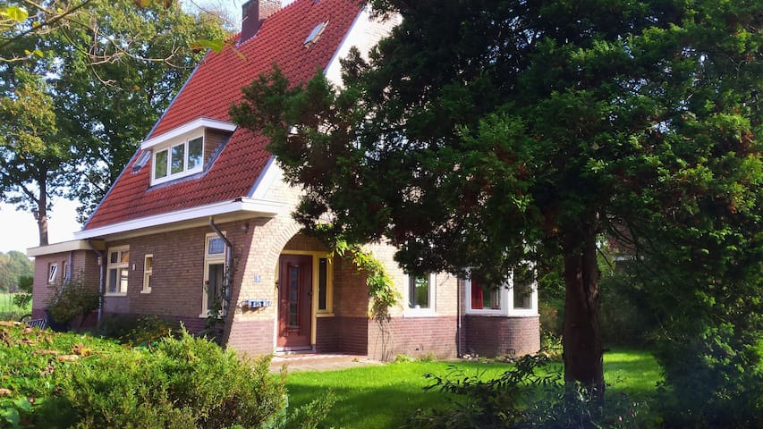 't Wiebertje - Rekken - House