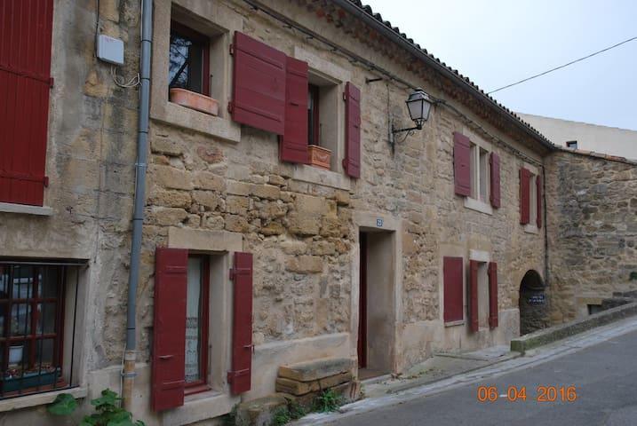 Maison de village - Rognes - Ev