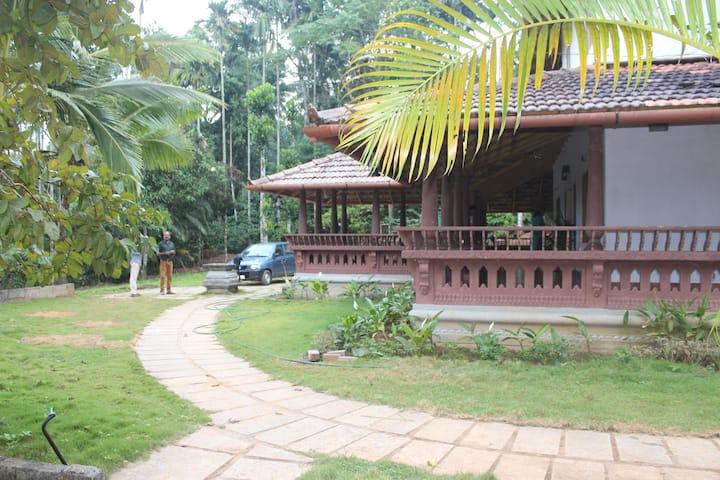 Wayal Wayanad- Eco friendly Homestay amidst green
