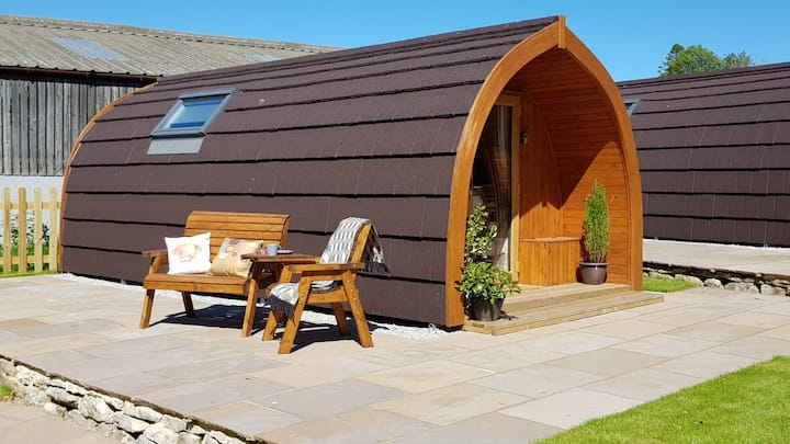 Brants Ghyll Glamping Pod - Ribblesdale Pods