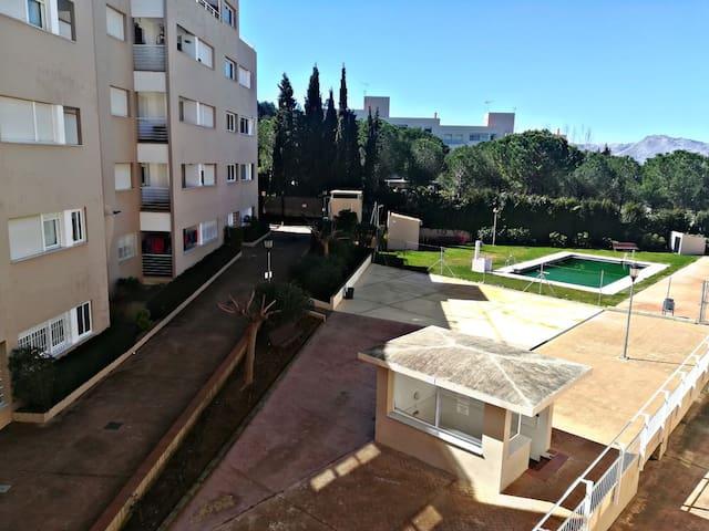 Paraiso de Ronda, piscina, wifi  y parking privado