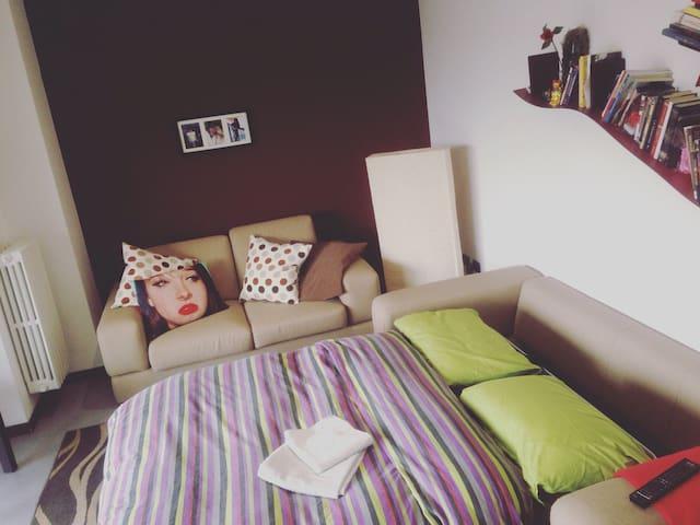 Comodo divano letto - Sesto San Giovanni - Casa