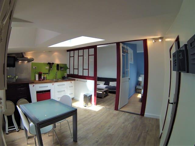 Appartement de charme  La Rochelle