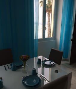 Bellissimo appartamento sul mare - Imperia - 아파트