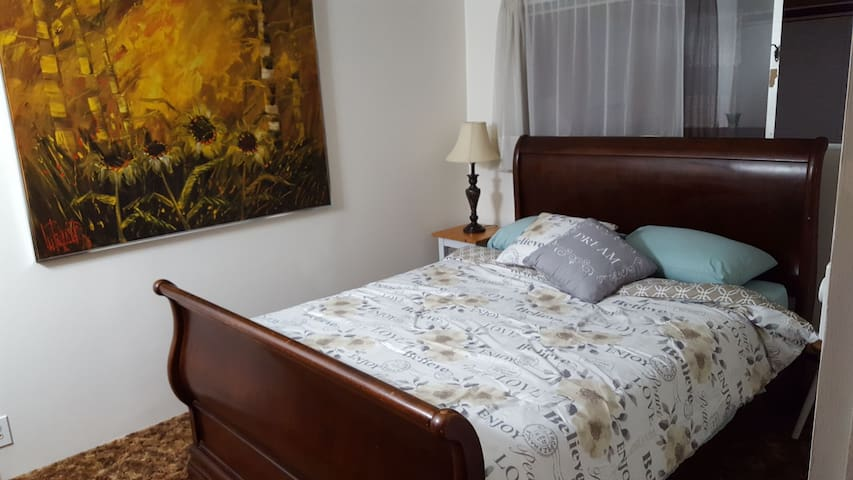 Flower Bedroom