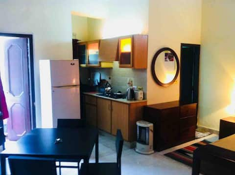 One Bed Studio Apartment in Diplomatic Enclave