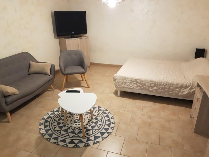 Studio tout confort