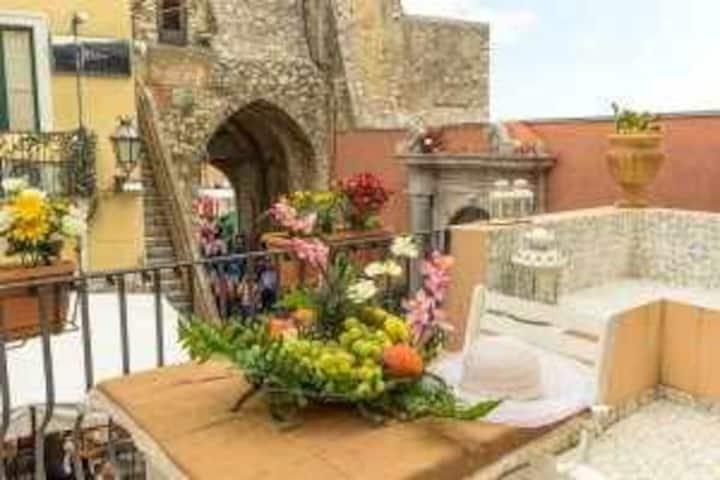 SUITE MARINELLA - Appartamento al centro Taormina
