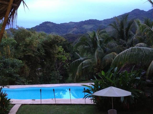 Cabaña en la Selva de Palenque 2p - Palenque - Chalet