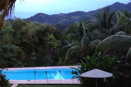 Cabaña en la Selva de Palenque 2p - Palenque