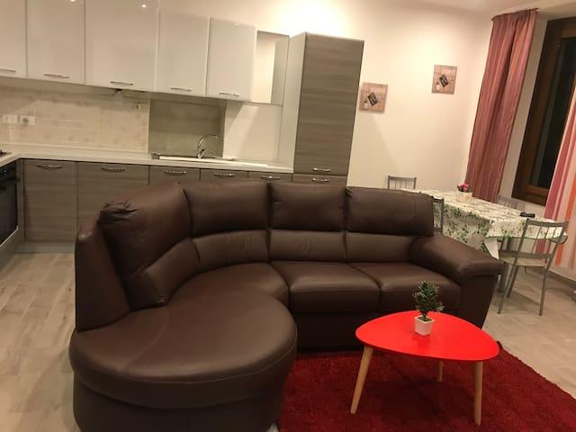 appartement spacieux au centre ville